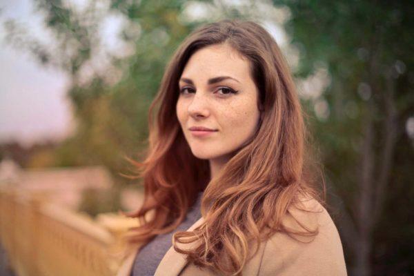 Femme trentenaire